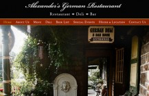 Alexander's German Restaurant