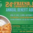 Friend, Inc. Hosts 24th Benefit Auction