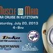 Kutztown hosts 5th Annual Muscle on Main