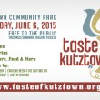 Taste of Kutztown 2015 is on June 6, 12-5pm