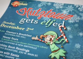 Kutztown Gets Elfed