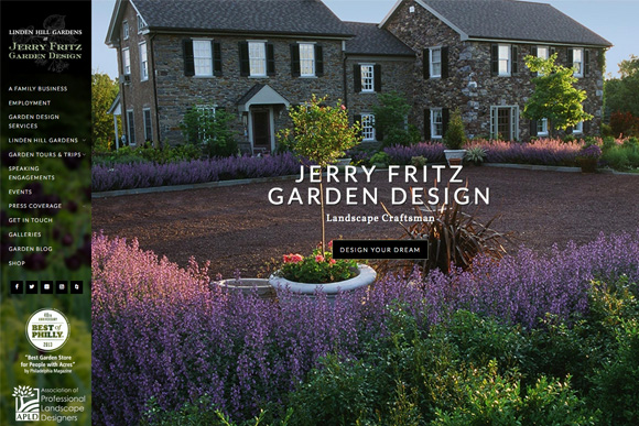 Jerry Fritz Garden Design